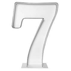 Цифра 7 самосборная для аэромозайки (1,2м)
