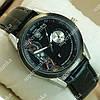 Надежные наручные часы Tag Heuer Grand Carrera Black/Silver/Black 2121