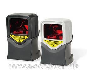 Стаціонарний сканер штрих кодів Zebex 6010 зі стендом