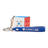 Брелок Кубик Рубика Gan 330 Keyring 3х3 (без наклеек)_ УЦЕНКА