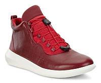 Кросівки жіночі ecco scinapse червоні размер 38