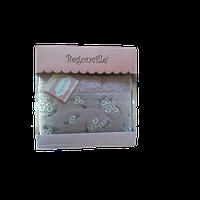 Полотенце махровое Begonville Ruby 28 розовый 50*90