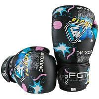Боксерские перчатки  FGT Flex fight 6oz FT-0175/61