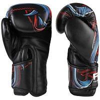 Боксерские перчатки  FGT Flex red style 6oz FT-0175/63