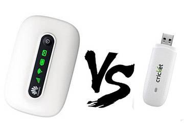Usb модем или мобильный WiFi роутер? Что выбрать?