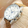 Яркие наручные часы TAG Heuer Carrera 1887 SpaceX Quartz Silver/White 2130, фото 4