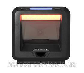 Вбудований 2D сканер для одновимірних і двомірних штрих кодів Zebex 8182