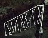 """Огорожа для сходів в сучасному стилі """"Лофт, Хай-Тек, Мінімалізм"""", фото 6"""