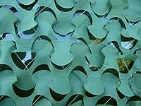 Сеть маскировочная S&S DECO , 85% затенения , зеленая