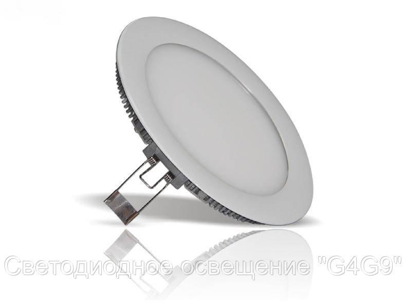 Светодиодный светильник встраиваемый Б ВН 18W Д20