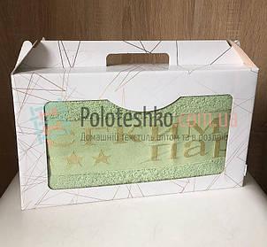 Полотенце в подарочной коробке С Легким Паром