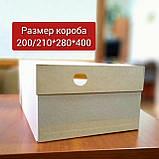 Короб картонний для архиву, фото 5