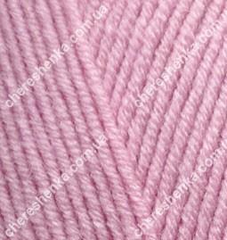 Нитки Alize Lanagold 98 розовый