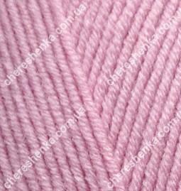 Нитки Alize Lanagold 98 розовый, фото 2