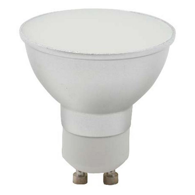 Светодиодная лампа LB-261 GU10  230V 4.8W 420Lm 6400K