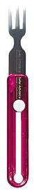 Складная вилка Swiss Advance, вес 12 г, travel cutlery fork, цвет pink