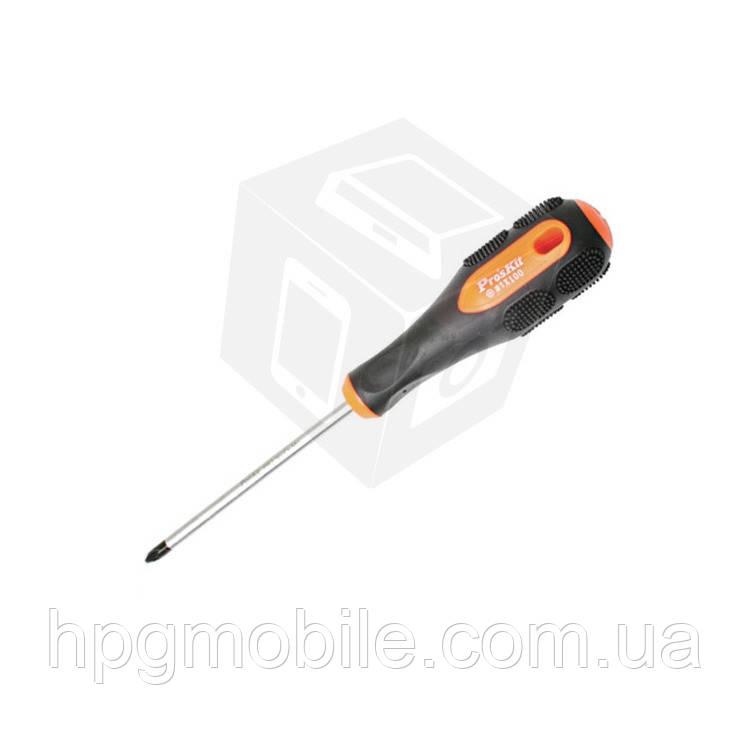 Отвертка Pro'sKit 9SD-210B (крестообразная)