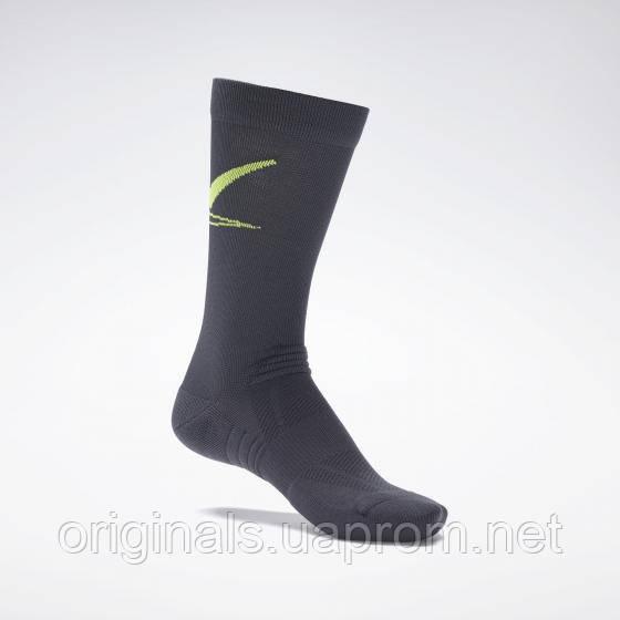 Високі шкарпетки Reebok Tech Style Crew H37599 2021 2
