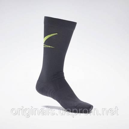 Високі шкарпетки Reebok Tech Style Crew H37599 2021 2, фото 2