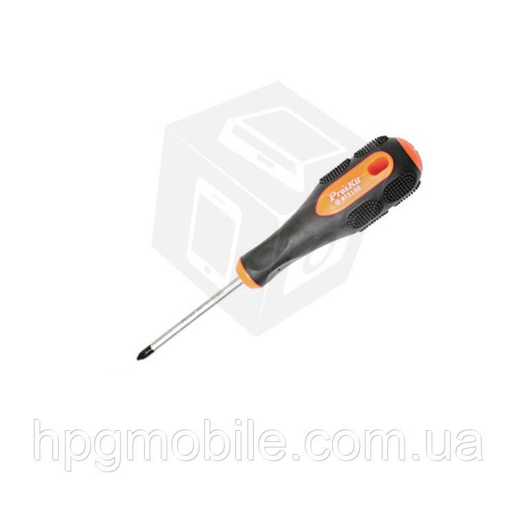 Отвертка крестообразная Pro'sKit SD-202B