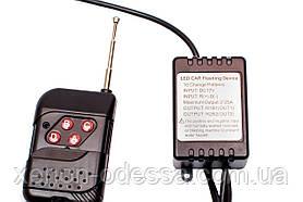 Стробоскопы 23мм COB LED DRL 4 канала (16 режимов), фото 2