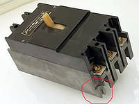 Автоматический выключатель АЕ2066 63 А