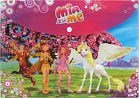 MM15-200K Папка на кнопке Mia&Me, А4