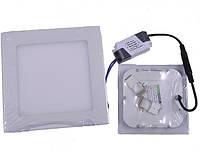 Светодиодный светильник встраиваемый Б ВН 18W КВ20