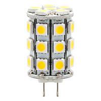Светодиодная лампа LB-404 12V 27LEDs 5050SMD 4W 4000K G4
