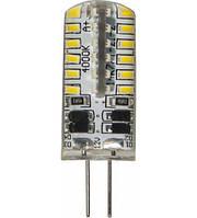Светодиодная лампа LB-422  AC/DC12V 3W 48leds G4 240lm