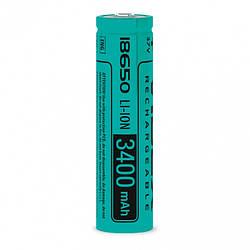 Акумулятор Videx 18650 LI-ION 3400 mAh 3.7 V