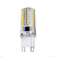Светодиодная лампа LB-421 230V 3W 64leds   G9 240Lm