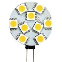 Светодиодная лампа LB-16 12V/2W  9LEDS JC G4