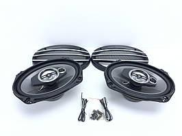 Автомобільна акустика колонки TS-A6974 6х9 овали (500W) 2х полосні