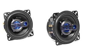 Динамики в авто Boschmann BM AUDIO XJ3-443B 3-х полосные 10 см 270 Вт