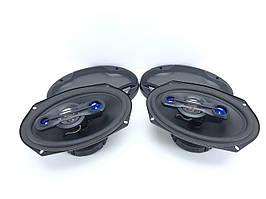 Автомобільна колонки акустика Boschmann BM AUDIO XJ3-996B 6х9, 4-х смугова 500W