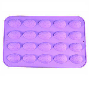 Форма для льоду і шоколаду Fissman Перепелині яйця FS-6554 28x19x1,2 см