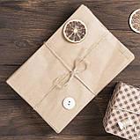 Пакет бумажный под выпечку 180*50*280 мм крафт пакет саше для хачапури, лаваша, упаковка 1000 штук, фото 10