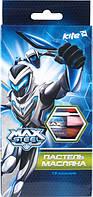 MX14-071K Пастель масляная, 12 цветов, Max Steel