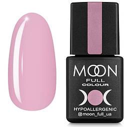 Гель-лак MOON FULL Winter 2021 №646 ніжно рожевий зефір, 8 мл.