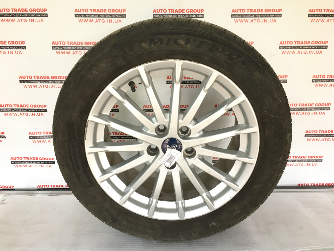 Диски колісні комплект 4 шт. R17 Ford C-Max Hybrid 13-18 оригінал б/у CM5Z-1007-C