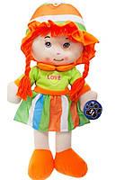 Мягкая Кукла в Шляпе Для Девочек