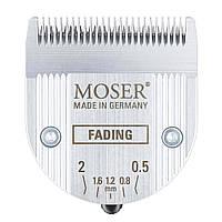 Ніж для фейдингу Moser Fading 0,5‑2 мм (1887-7020)