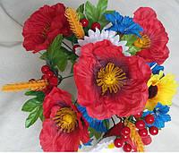 Искусственные цветы \ зелень\ букеты