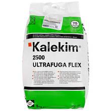 Kalekim Еластична затирка для швів з силіконом Kalekim Ultrafuga Flex 2538 Багами бежевий (5 кг)