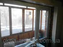 Выход на балкон Rehau (Рехау) - компания Окна Маркет 044 227-93-49