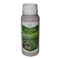 Teldor 500 SC (Тельдор) 0,5л -  контактный фунгицид от парши и серой гнили