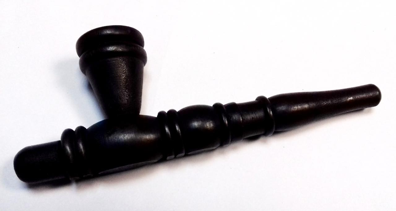 Трубка дерев'яна чорна