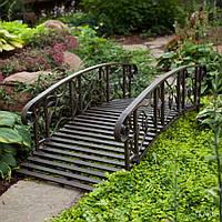 Деревянные мостики для сада купить