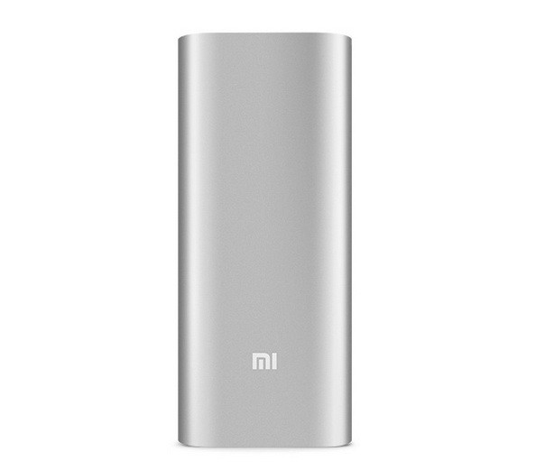 Внешний аккумулятор Xiaomi Mi 20800 mAh Power Bank (1 класс)
